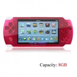 Gameplayer 2000 games 8GB (red)