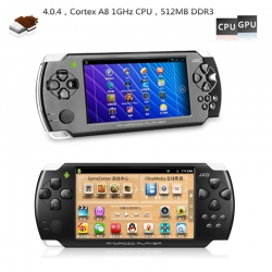 JXD S602 Android Player (black)